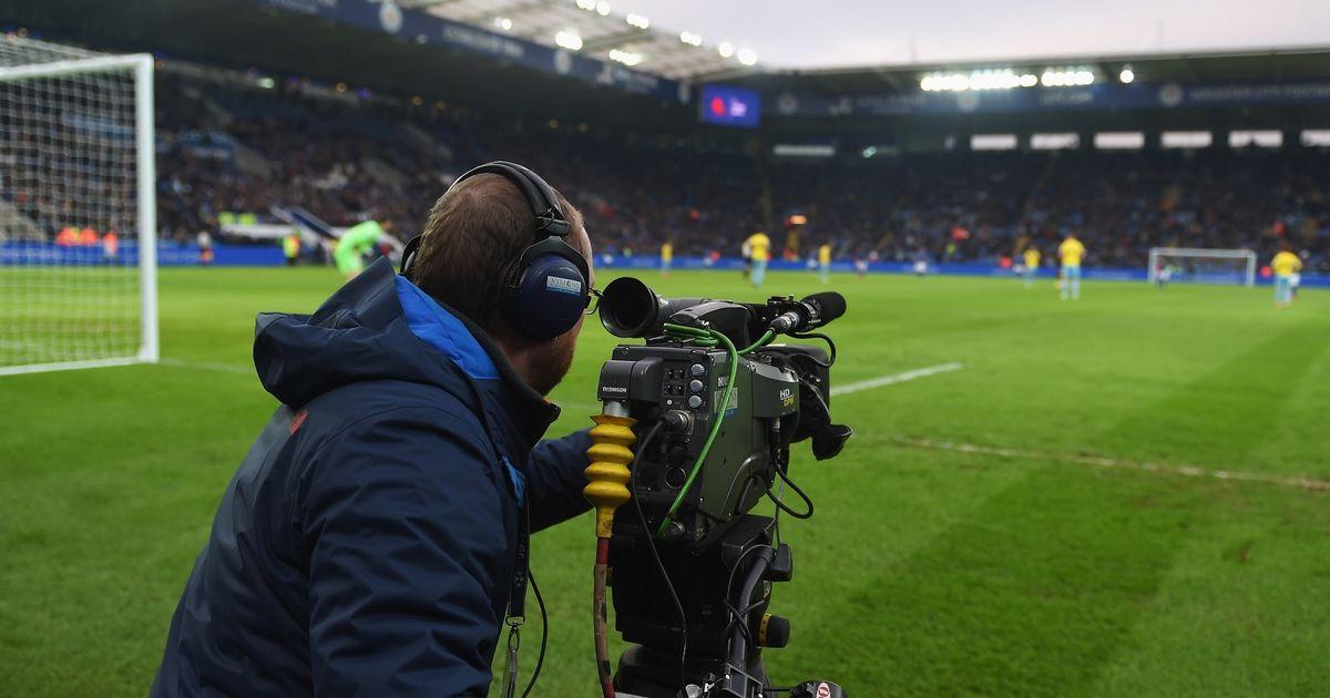 Premier League broadcast